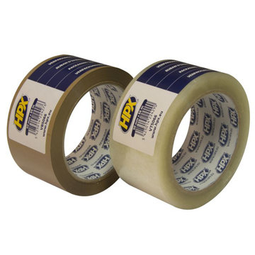 HPX verpakkingstape transparant